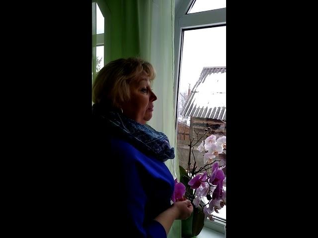 Изображение предпросмотра прочтения – ЕленаМорозова читает произведение «Мы с тобою лишь два отголоска» М.И.Цветаевой