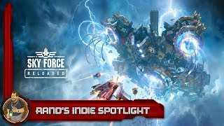 sky Force Reloaded Review - Xbox One and PS4