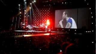 Jovanotti - Ragazzo fortunato - Live Torino 25.02.2012