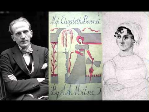 Miss Elizabeth Bennet by A. A. Milne 1967  BBC Radio Drama