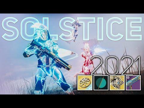 Solstice of Heroes 2021 BREAKDOWN (Requirement, Guide, & LOOT)   Destiny 2 Season of the Splicer