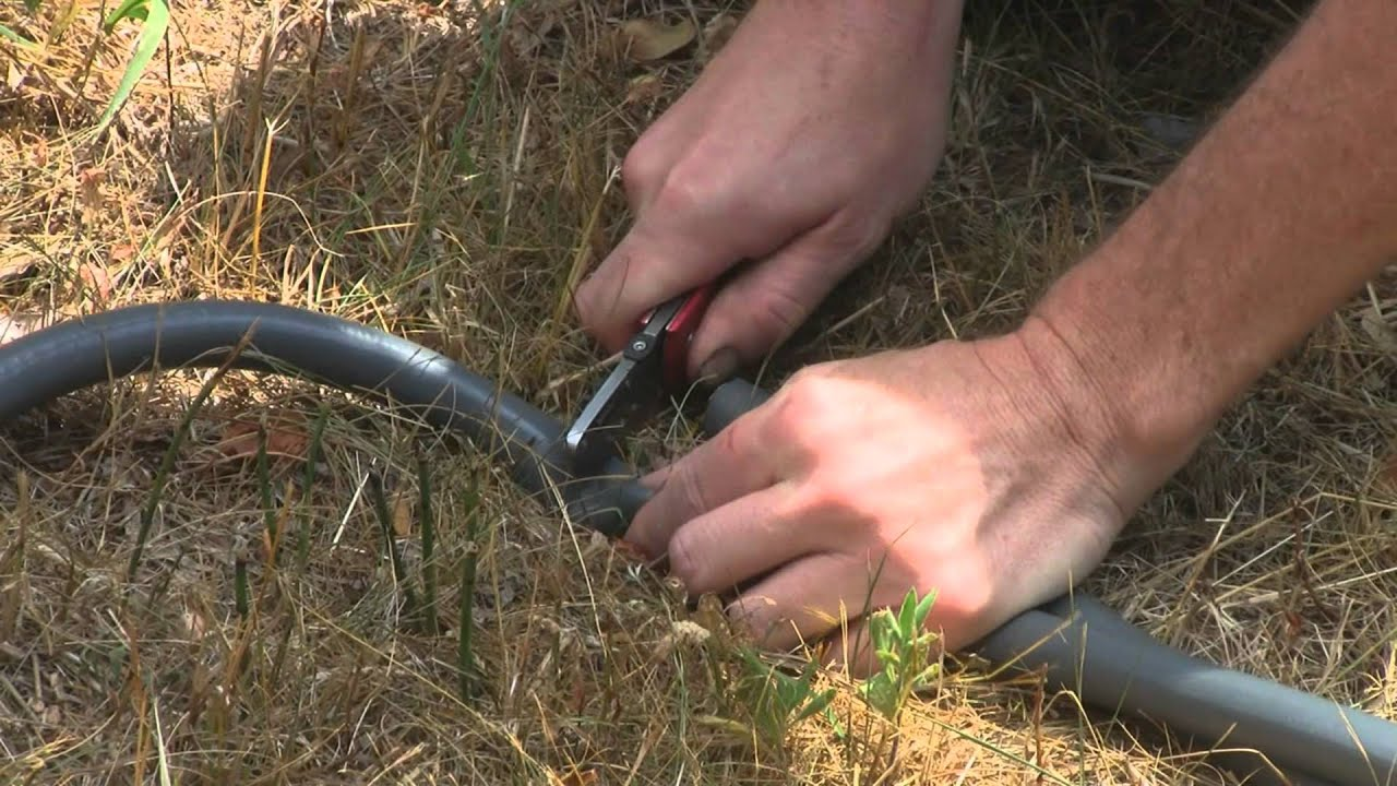 How To Repair Fix a Leaking Garden Hose Simple and Easy YouTube