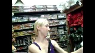 Vlog 20 - Breaking the Bucky's Cherry