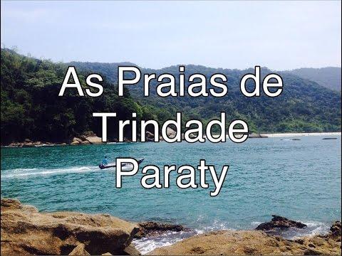 As Praias de Trindade - Paraty