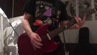 Reptilian (Guitar Cover) - Converge