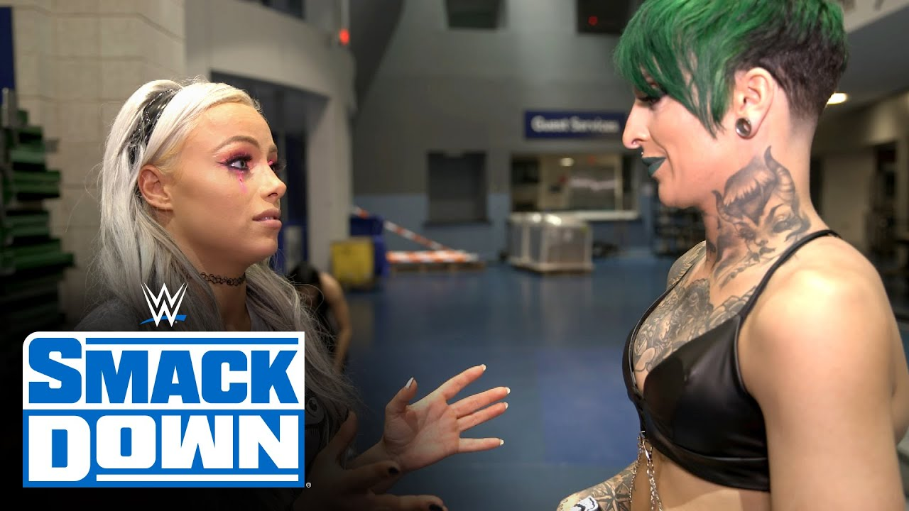 The Riott Squad must evaluate a tough loss: SmackDown Exclusive, Feb. 12, 2021