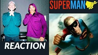 Eminem - Superman REACTION