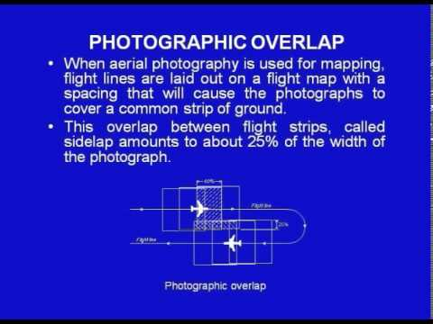 Mod-01 Lec-19 Photogramatic-Basic concepts of a single photography