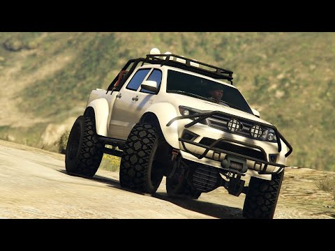 My Top 5 Off-Road Vehicles On GTA 5!!