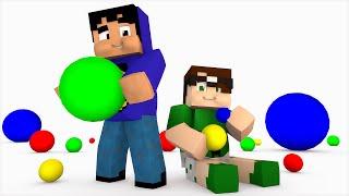 Minecraft: AGAR.IO NO MINECRAFT! (Build Battle)