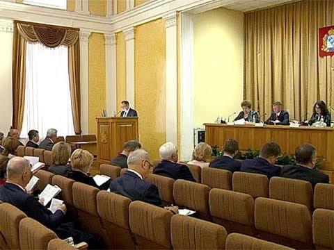 В Курске говорили о мерах по противодействию коррупции