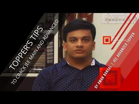 How to prepare for IIT JEE: Topper's Tips