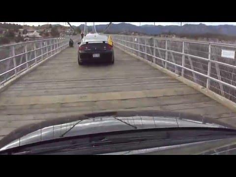 Royal Gorge bridge crossing 5280Cobalts