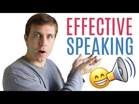 Simple Tips on How to Be an Effective Speaker