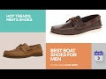 Best Boat Shoes For Men Hot Trends Men's Shoes
