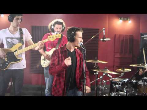 Funky Miracle - You don't have to go - Live@PerfectRecords studio