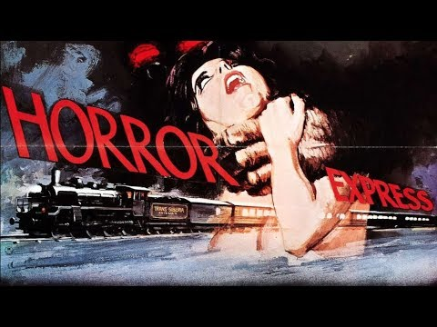 Поезд страха / Поезд ужасов / Horror Express (1972)
