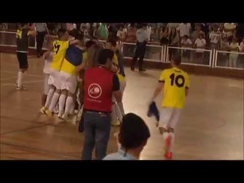 Portimonense 5 CBVRSA 2 (Final do Distrital 2014/15)