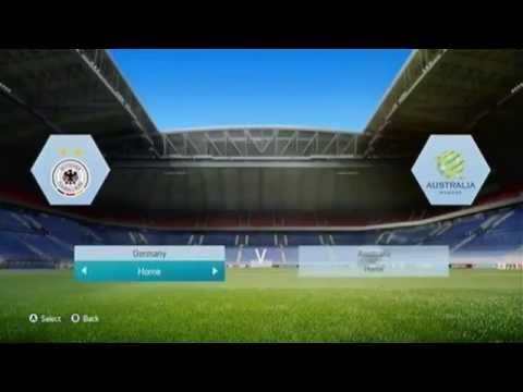 Fifa 16 | Gameplay FULL Game!! Xbox 360 |