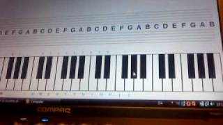 Ncis theme song piano computer keyboard