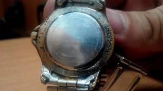 видео Ремонт часов Westar