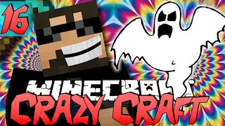 Minecraft CRAZY CRAFT 2.0 | Your Soul is MINE!! [16]
