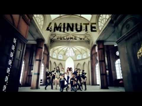 [MP3] 4MINUTE - 'Volume Up'