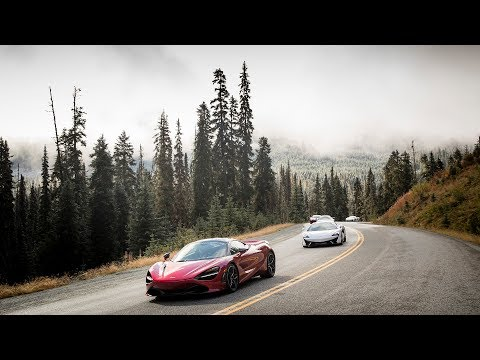 16 Supercars Vs. The Rockies: McLaren Goes Epic In Canada