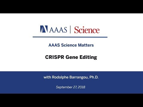 AAAS Science Matters: CRISPR Gene Editing