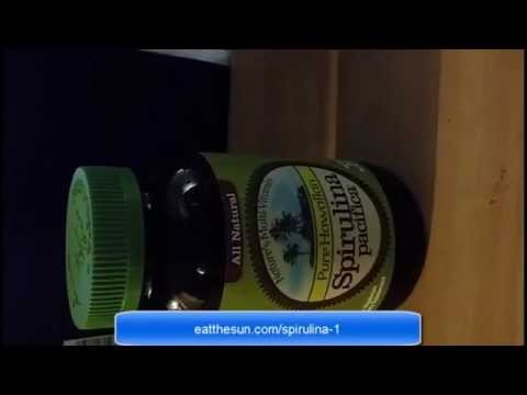 Nutrex Hawaii Pure Hawaiian Spirulina Pacifica Review - The