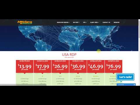 Buy Services (RDP, VPS, Dedicated Servers, Hosting And Domain ) With BitCoin And Other Coins