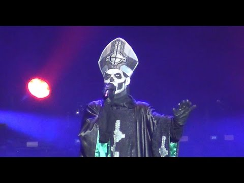 Ghost - Stand by Him - Live Hellfest 2013