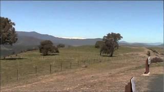 Australian Alps - Snow-capped