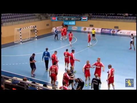 Denmark - Egypt (Group ِِA) IHF Men's Youth World Championship