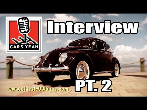 Clic Vw Bugs Cars Yeah Doentary Chris Vallone Story Biography Beetle Interview Pt 2