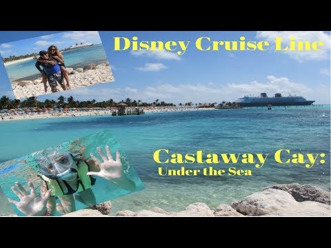 Castaway Cay : Under the Sea - Disney's Private Island