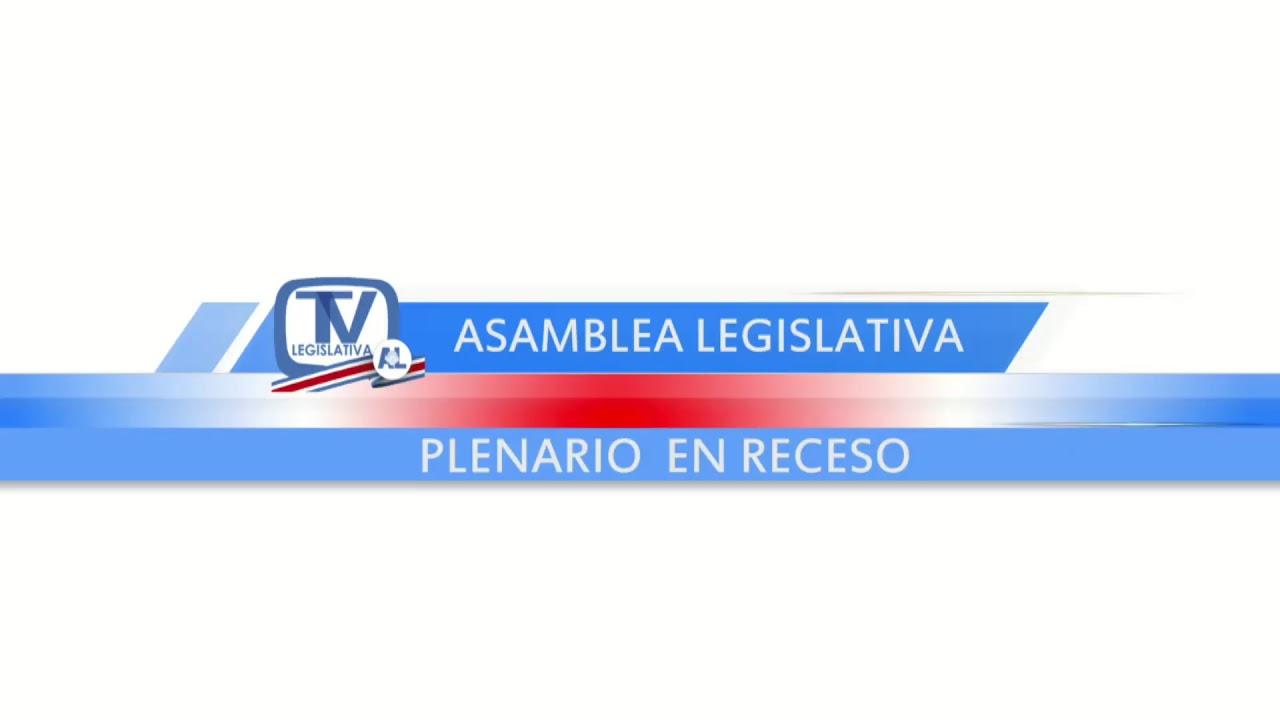 Sesión extraordinaria Plenario Legislativo #66, martes 27 de octubre del 2020