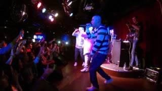 Centr - Slim, Guf,  Ptaha - Виражи ( LIVE )