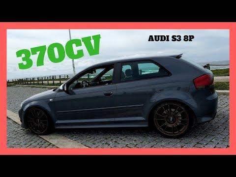Audi S3 8p 370cv 480NM