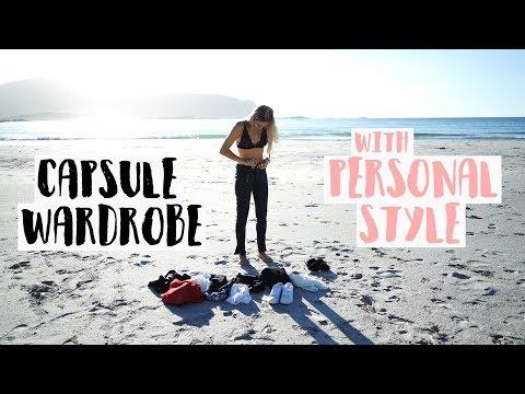 CAPSULE WARDROBE with Personal Style | Cornelia