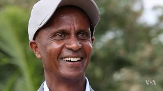 ECADF Ethiopian news videos — Journalist Eskinder Nega