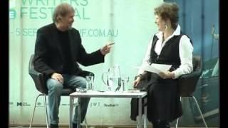 Jostein Gaarder (p1) in conversaton with Ramona Koval