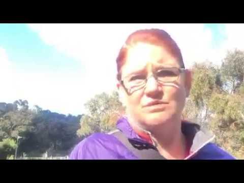 Dr Helen Schultz at CroakeyGO