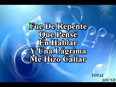 Karaoke  Pienso En Ti  Thalia