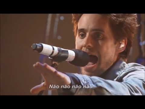 30 Seconds To Mars  Closer To The Edge  Legendado HD