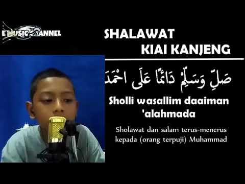 Sholawat Kiai Kanjeng