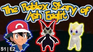 La historia de RobLOX de Ash-Eaglit S1 E2 ? • Serie ROBLOX