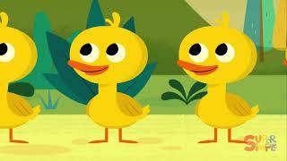 Quran for Kids 4 - Short Surahs (baby cartoon children islamic animation fun) - القران للأطفال