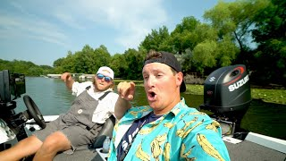 The Boys Are BACK! (local fishing tournament)