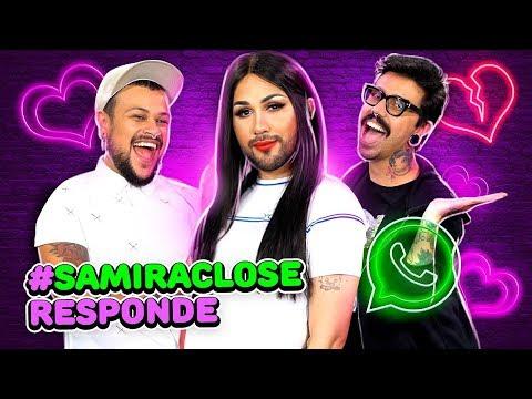 AMIGA, DEIXA DE SER TROUXA! Feat. SAMIRA CLOSE   Diva Depressão